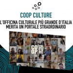 Portale web corporate di COOP CULTURE